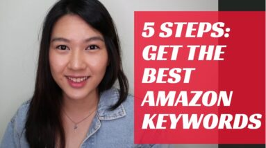 Amazon SEO: FIND Profitable Amazon Keywords in 2020!