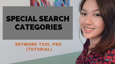 How To Get Keyword Suggestions For Google Image Search, Specific Amazon Departments And More!