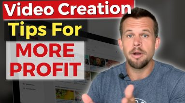 Affiliate Youtube Marketing -  4 Steps To Create More Profit Through More Video Engagement